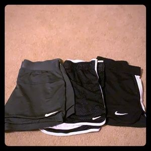 Nike Shorts (all 3)